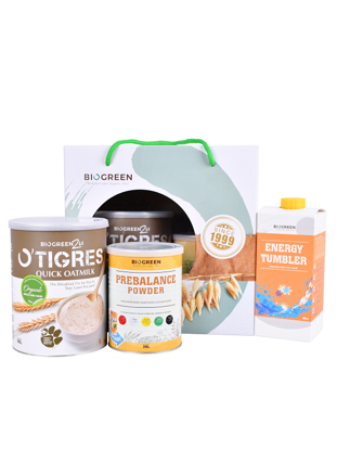 Picture of Starter Kit Complete Package C (O'Tigres Quick Oat+PP)